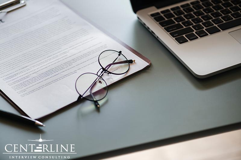 Centerline Interview Consulting Pilot Interview Preparation